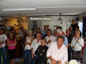 Photo: Middelste tribuneMiddelste tribune
