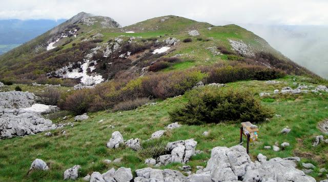 Umirovljenici: Bjelolasica, Bijele stijene, Klek, 8. i 9.7.2020.