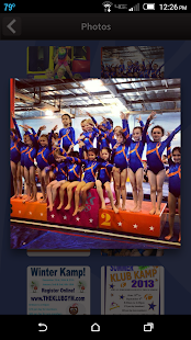 Klub Gymnastics- screenshot thumbnail