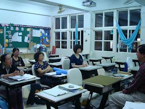 Photo: 20111017頭份(一)山水有情—中國山水畫初探001