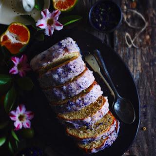 VANILLA CHIA LOAF CAKE Recipe