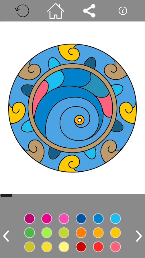Chroma Coloring Book Android Apps on Google Play