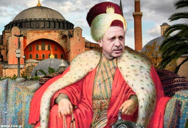 Эрдоган уже примерил тюрбан султана...