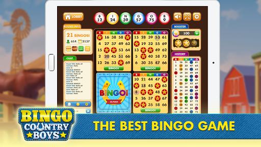 Bingo Country Boys: Free Bingo Game u2013 Live Bingo 0.003.210 screenshots 3
