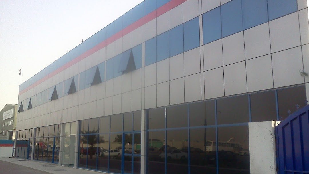 Mussafah Corner Aluminium - Metal, Glass & Mirror Shop