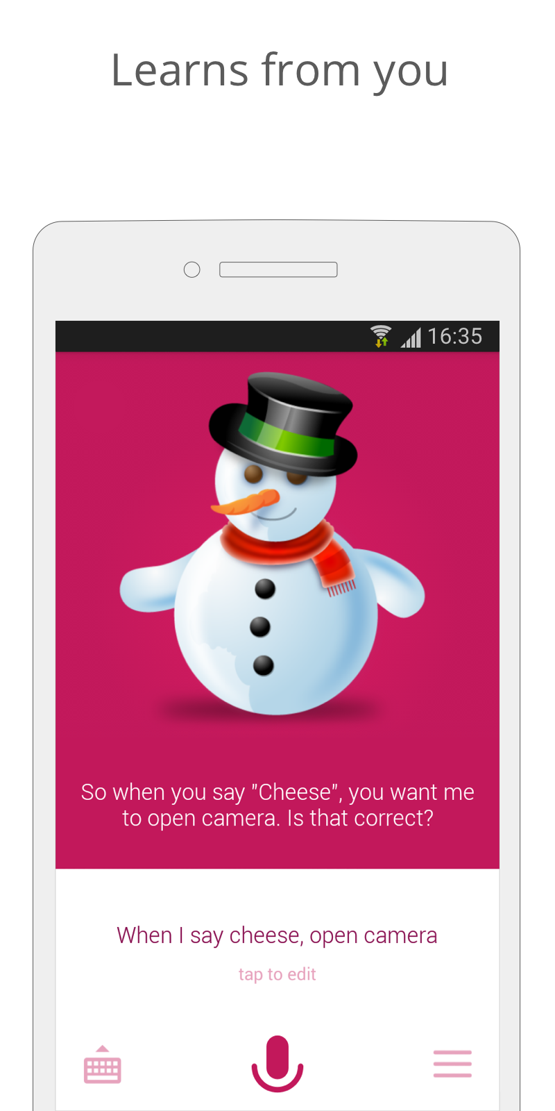 Assistant (Siri Alternative) screenshot #6
