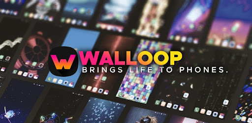 Live Wallpapers HD & Backgrounds 4k/3D - WALLOOP™ - Apps on