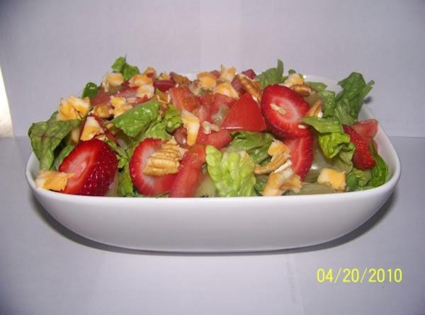 Strawberry/apple Salad Recipe
