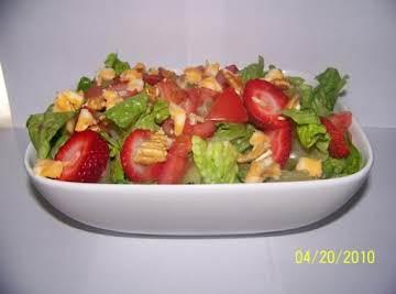 Strawberry/Apple Salad