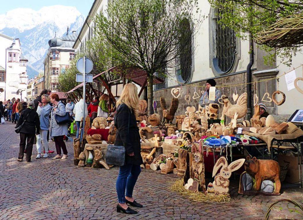 Velikonoční trhy v Rakousku