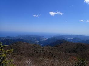 与八郎高からの眺め