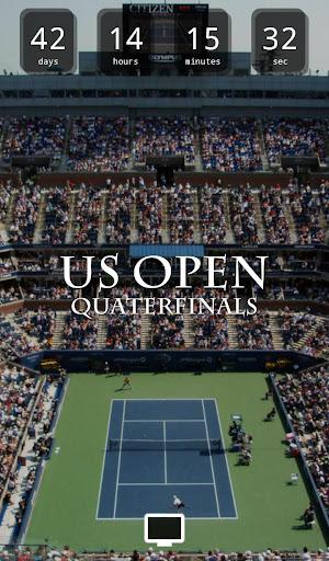 玩免費遊戲APP|下載Countdown for US Open app不用錢|硬是要APP