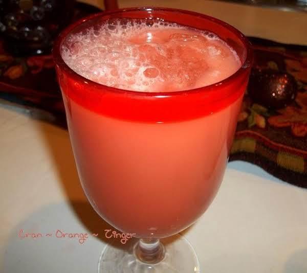 Cran ~ Orange ~ Zinger Recipe