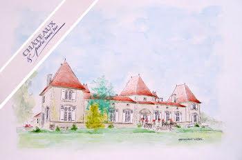 château à Nérac (47)