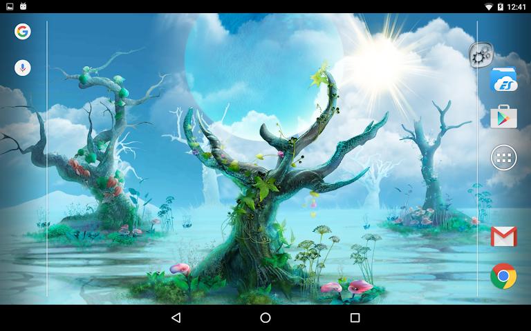 android Water world Lite Screenshot 1