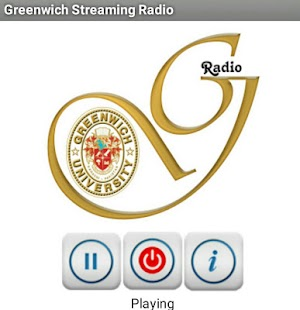 Greenwich University Radio- screenshot thumbnail
