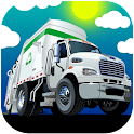 Garbage truck games for boys icon