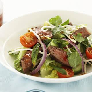Thai Steak Salad.