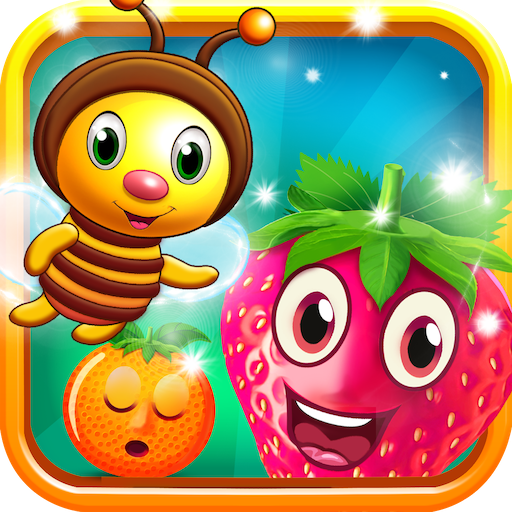Fruit Crush - Sweet Jelly Smash Game (game)
