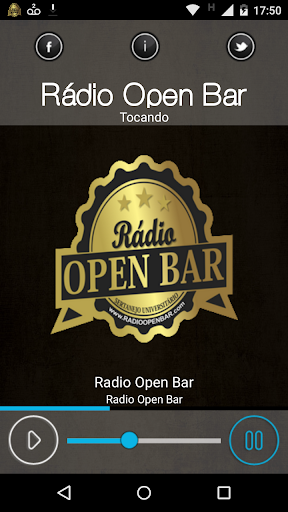 Rádio Open Bar screenshot 1