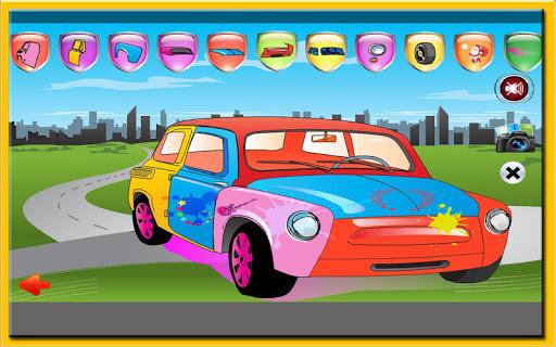 玩免費賽車遊戲APP|下載スマート カー 設計 ゲーム app不用錢|硬是要APP