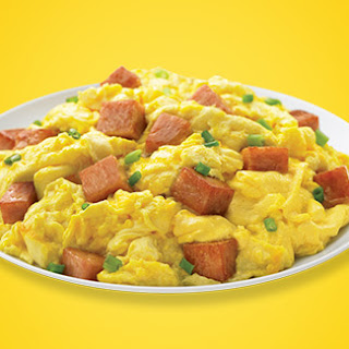 SPAM® and Scrambled Eggs.