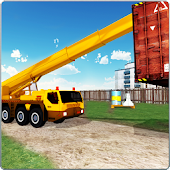 Construction Crane Simulator