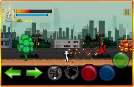 Angry StickMan 3.0 screenshot 640856