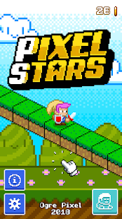 Pixel Stars Screenshot