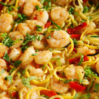 Honey Garlic Shrimp Recipe