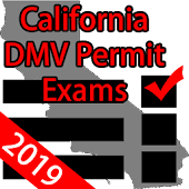 California DMV Driving Permit Test 2019