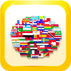 Flags 3-world trivia quiz