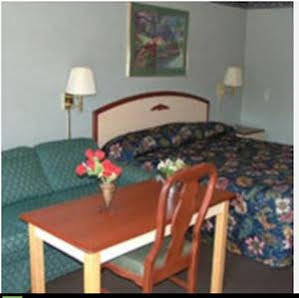 BUDGET INN AND SUITES TALLADEGA
