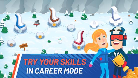 Ski Jump Challenge – Best Ski Jumping Sport Game 2