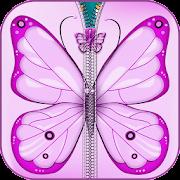 Butterfly Zipper Lock