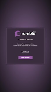 Ramble- screenshot thumbnail