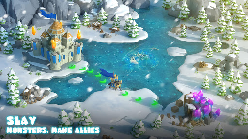 Dream Raiders: Empires screenshot 4