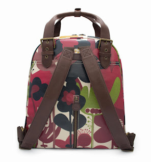 Wild Floral Classic Backpack