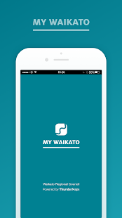 My Waikato- screenshot thumbnail