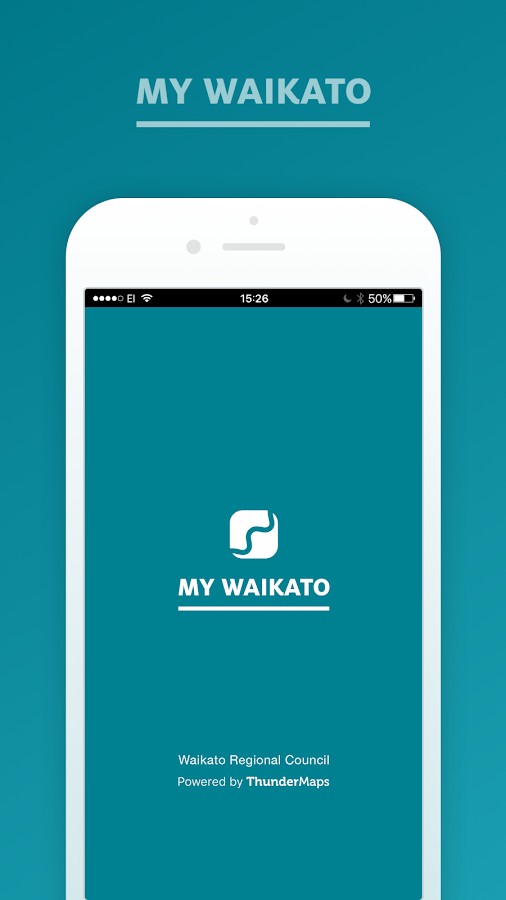 My Waikato- screenshot
