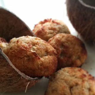 Going Kokos! Coconut Banana Macaroons