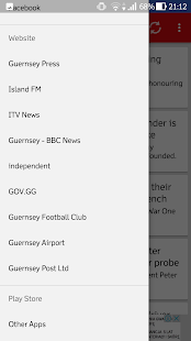 Guernsey All News and Radio - náhled