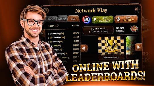 Checkers Online Elite 2