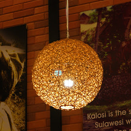 Cafe Lamp by Mulawardi Sutanto - Artistic Objects Other Objects ( cafe, lamp, travel, indonesia, jakarta )