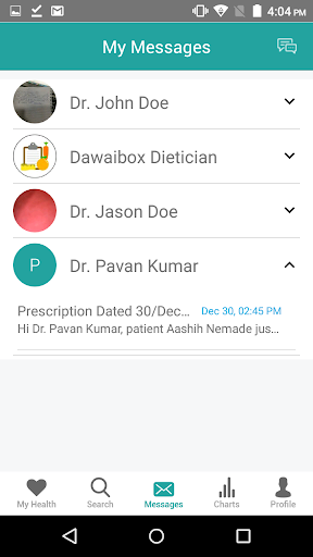 DawaiBox- Your Health Manager 2.6 screenshots 7
