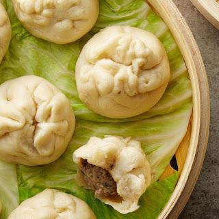Chinese Steamed Dumplings.