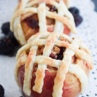 Apple Pie Stuffed Apples