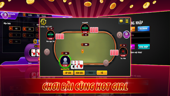 Danh bai, choi bai, game bai doi thuong - tien len- screenshot thumbnail