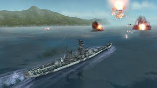 WARSHIP BATTLE:3D World War Apk
