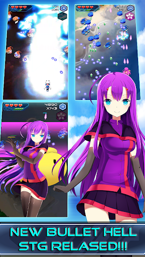 Guardian Girls: Astral Battle - Bullet Hell Shmup 0.9.6 Mod screenshots 5